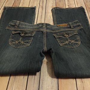 Junior's Mudd Jeans Size 13